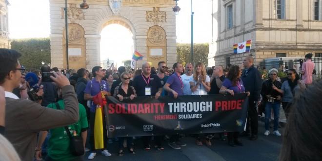 La gueule de bois pour la Gay Pride – 4000 selon la police, 20000 selon ….