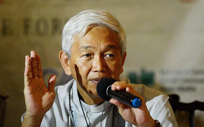 """Inquiétante confusion des """"genres"""" dans l'Eglise des Philippines"""