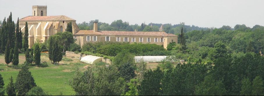 Appel à bénévoles pour un WE chantier à l'abbaye cistercienne de Boulaur