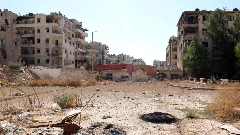 Alep une prise d'otages géante de la ville s'organise