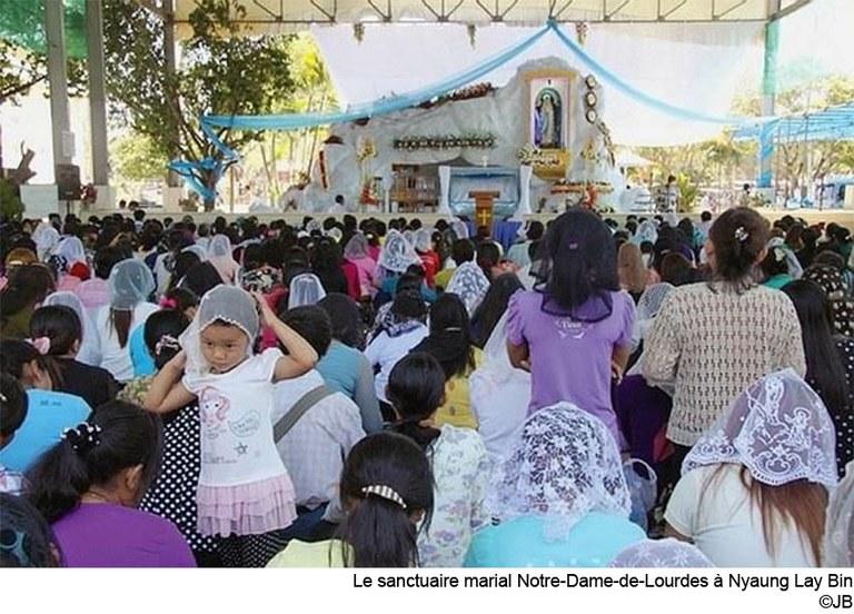 Birmanie – Une minorité chrétienne de plus en plus nombreuse