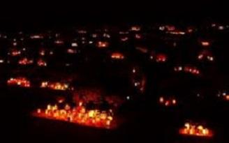 Annecy: la Toussaint en lumières