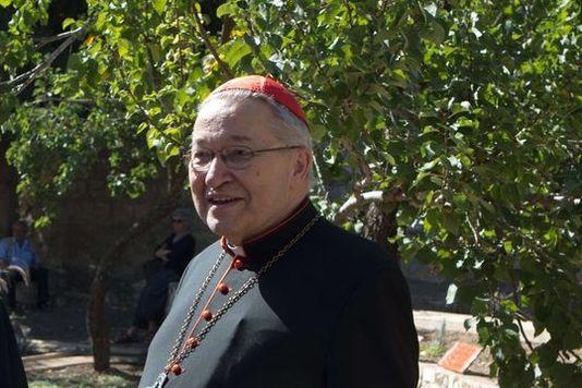 Le cardinal Vingt-Trois présente la lettre aux habitants de France sur France Inter