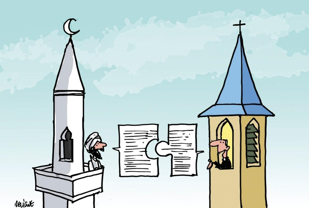 Débat à Toulon: Chrétiens et Musulmans dans la République  l'indispensable dialogue