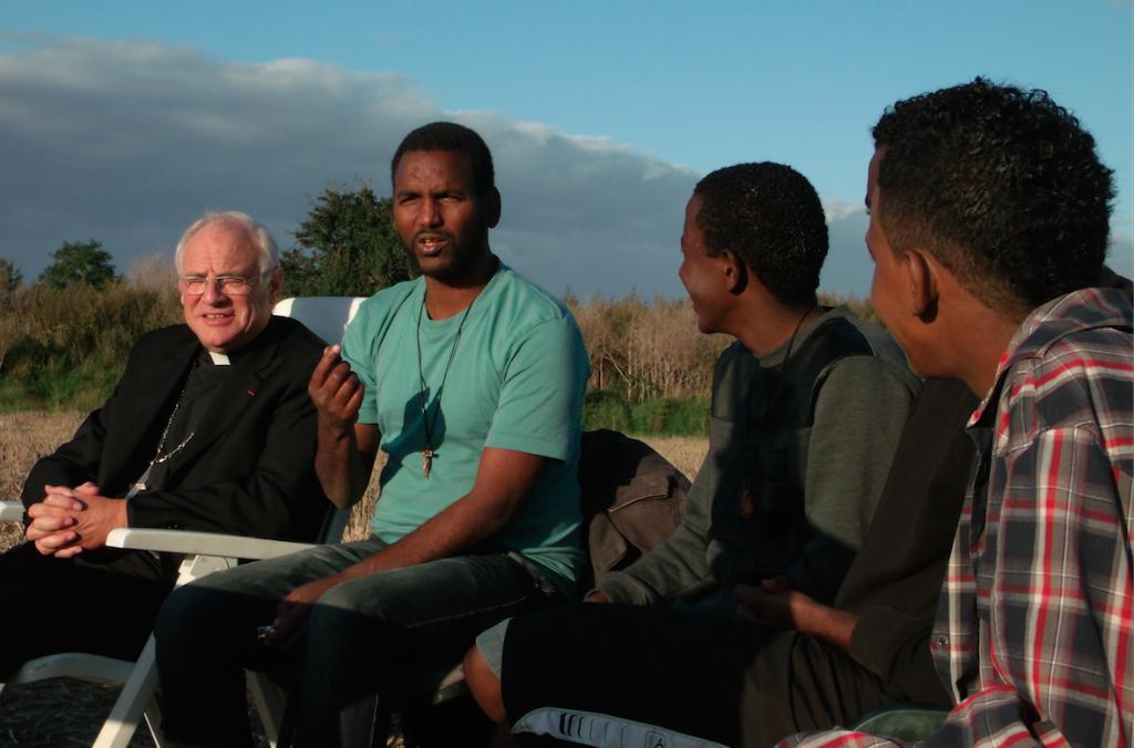 Pour l'évêque d'Arras, le démentèlement ne doit pas faire oublier qu'il s'agit d'êtres humains