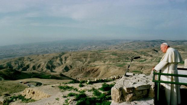 Réouverture du sanctuaire de Moïse sur le Mont Nébo