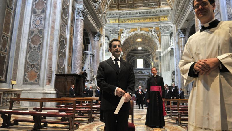 Euthanasie – Sarkozy – «l'extrême fin de vie est un moment où la vie n'est plus la vie, donc on peut l'arrêter»