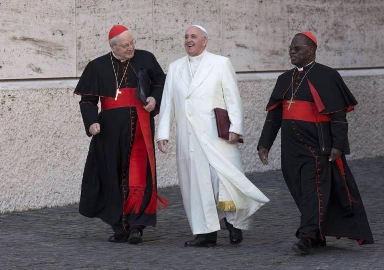 """Angelus, le """"N'ayez pas peur"""" du pape François"""