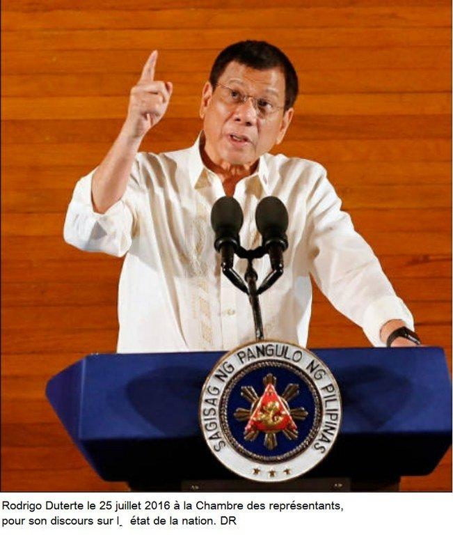 Philippines: l'Eglise face à la lutte anti-drogue du président Duterte