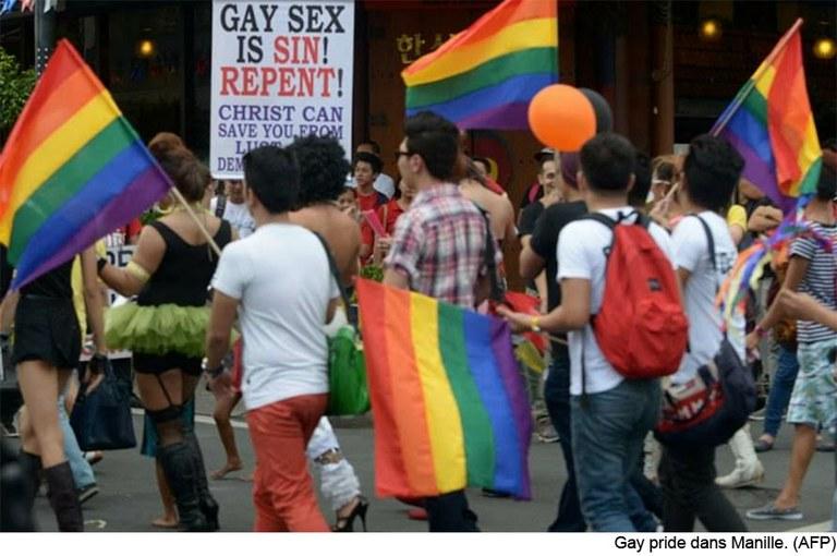 Philippines – Les évêques s'opposent à un projet de loi sur le mariage homosexuel