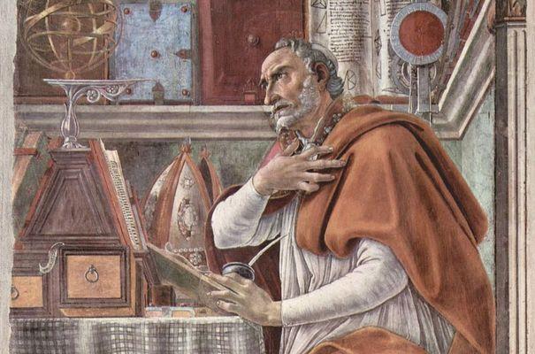 Saint Augustin – Sermon de Pâques sur les sacrements