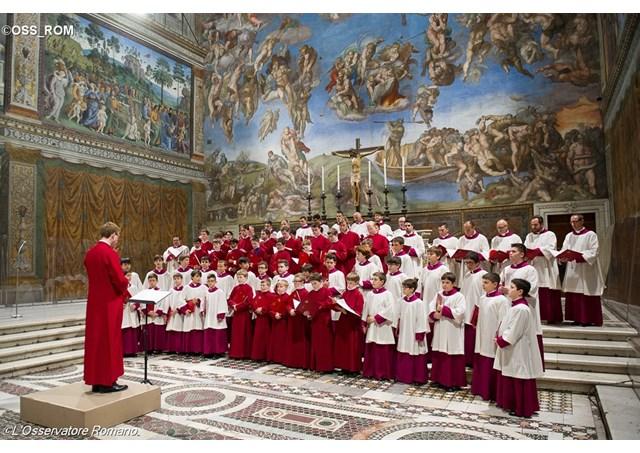 10 000 chanteurs attendus à Rome ce week-end pour le jubilé