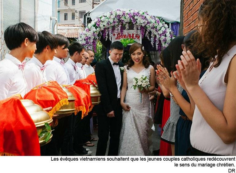 """Vietnam: Les évêques s'inquiètent de la """"détérioration du comportement moral"""""""