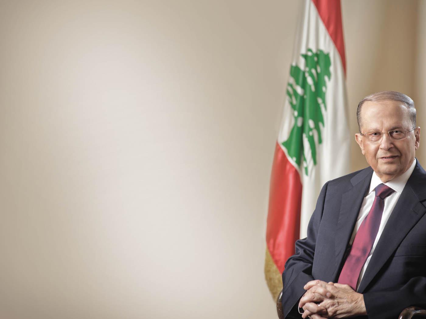 Le président libanais, Michel Aoun rencontre les chefs des Eglises d'Antioche