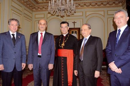 Le patriarche d'Antioche appelle à la rapide formation d'un gouvernement libanais