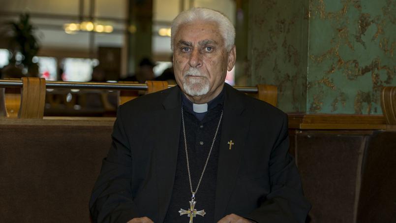 Conférence de l'archevêque de Mossoul et Qaraqosh à Paris le 24 novembre