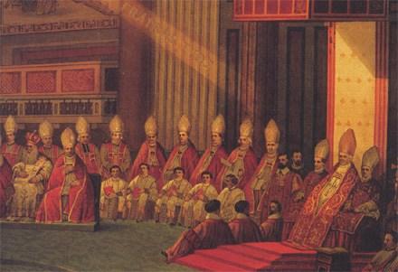 Infaillibilité et impeccabilité pontificales