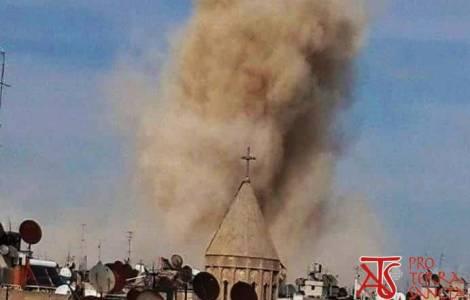 """Pour l'archevêque d'Alep, """"la trêve n'a eu aucun effet"""""""