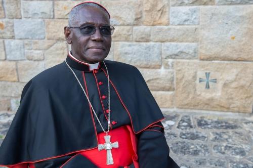 Pour le cardinal Sarah le gender conduit à une dérive décadente