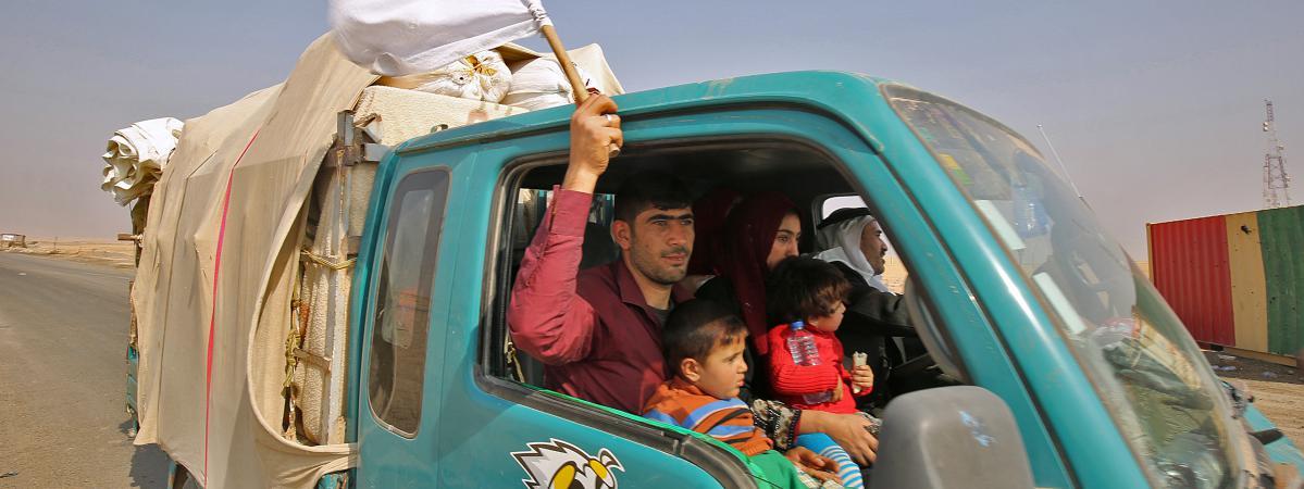 """Des civils racontent la vie sous l'occupation de Daesh – """"La mort partout"""""""