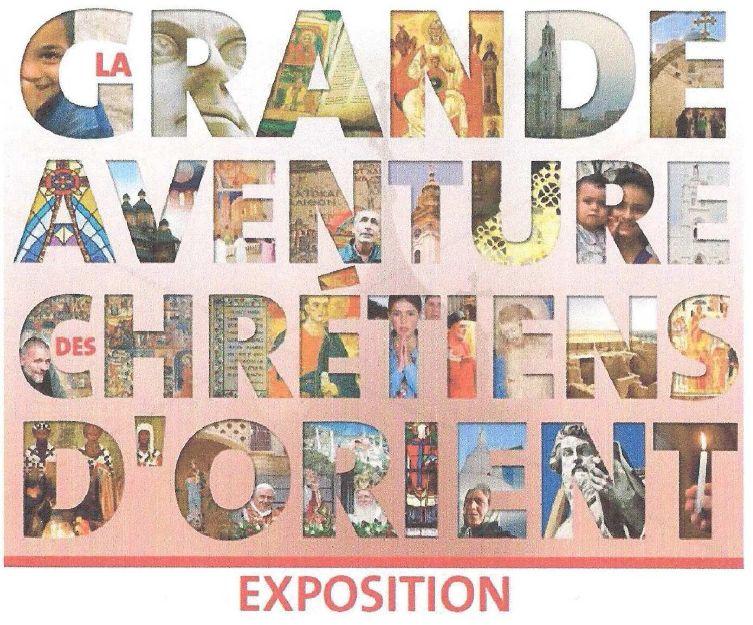 """L'exposition """"La grande aventure des chrétiens d'Orient"""" à Boulogne-Billancourt"""