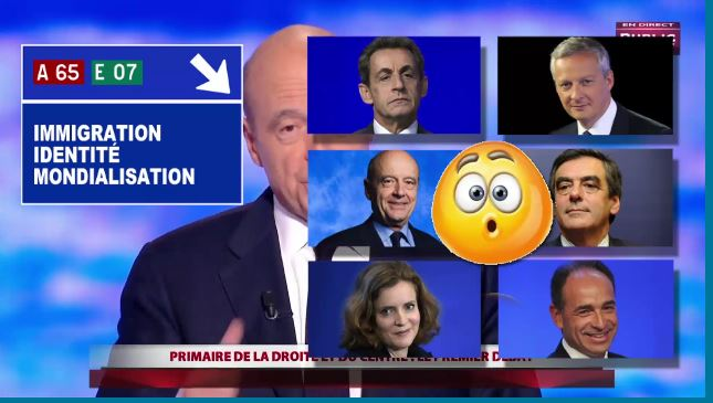 Que pensent les candidats à la Primaire de l'immigration?