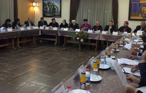 Les chrétiens d'Irak appelés à l'unité pour la reconstruction nationale