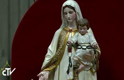 La spiritualité mariale synthétisée par saint Jean-Paul II dans son message au Carmel