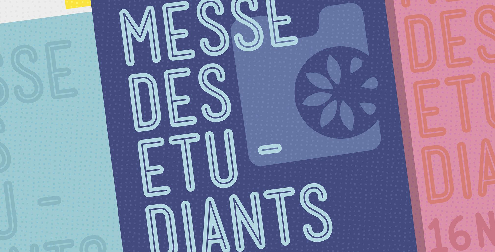 Messe de rentrée des étudiants d'Ile-de-France le 16 novembre