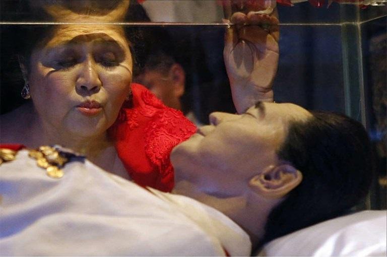 Philippines – L'enterrement en héros de Marcos, nouvelle atteinte à la démocratie selon l'Eglise catholique