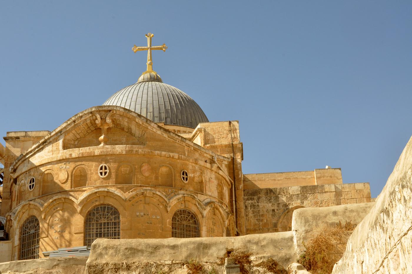 Pourquoi pérégriner en Terre Sainte? Par le P. Raed Abusahlia