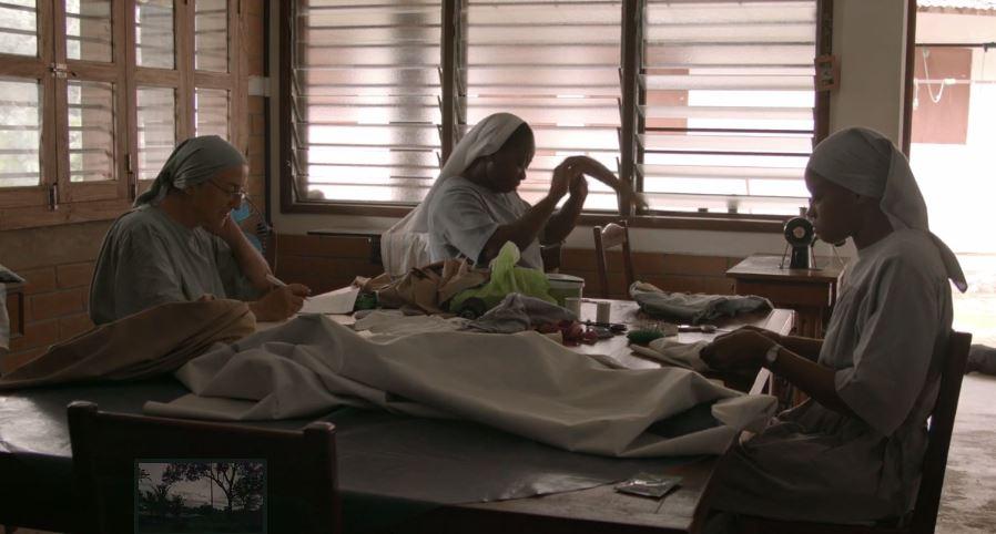 Guinée-Conakry: documentaire sur les sœurs bénédictines de Maumont