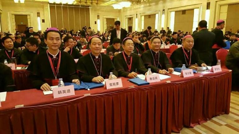 Chine – Mise en avant du principe d'«indépendance» de l'Eglise officielle