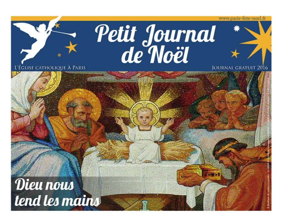 Paris – Annoncez Noël avec Le petit journal de Noël