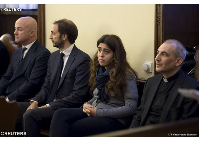 Vatileaks2, le pape accorde la liberté conditionnelle à Mgr Balda
