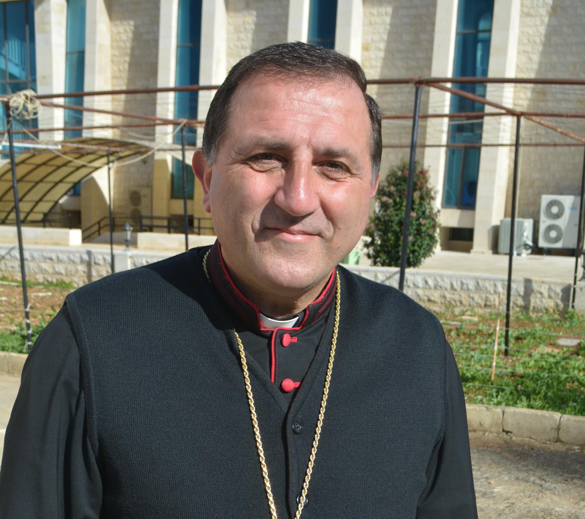 Syrie, Lattaquié: Remerciements émouvants de Mgr Chbeir