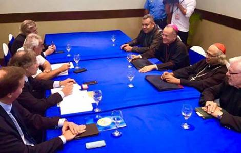 Les évêques du Nicaragua veulent s'engager en faveur de la démocratie