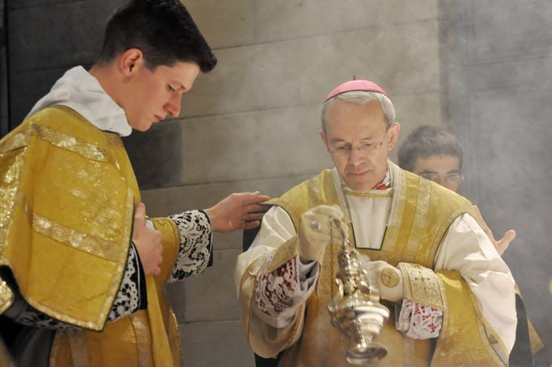 """Mgr Schneider: """"le schisme existe déjà dans l'Eglise"""""""