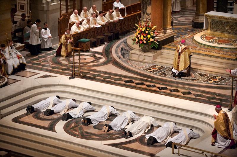 Former les séminaristes, selon le cœur du pape François