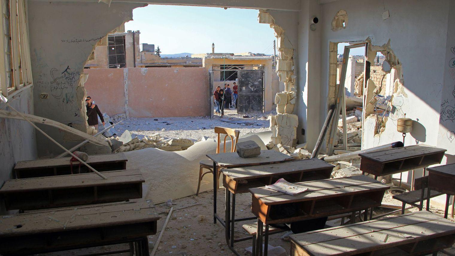 Témoignage: «Il faut former la jeunesse qui sera la Syrie de demain!»
