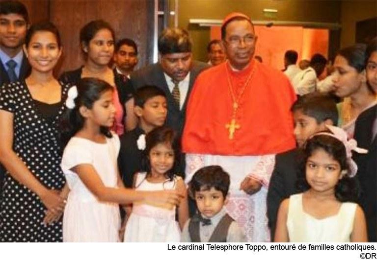 Assemblée plénière de la Fédération des Conférences épiscopales de l'Asie: la mission de miséricorde des familles