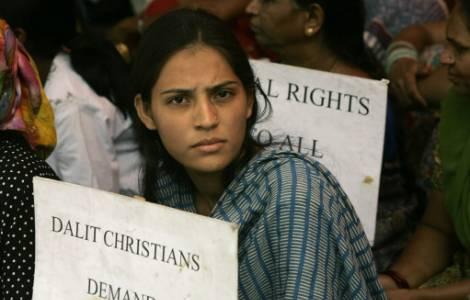 Inde – L'Eglise catholique s'engage à mettre fin à toute discrimination envers les dalits