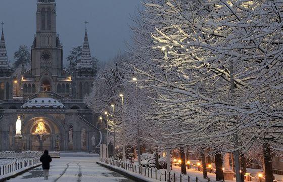 Noël à Lourdes