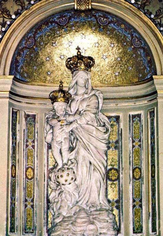 La Basilique Notre-Dame des Victoires fête les 180 ans de sa consécration au Très Saint et Immaculé Cœur de Marie