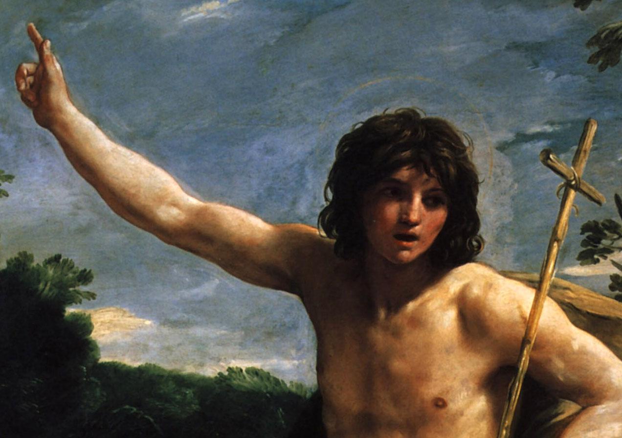 Jean, la voix qui prépare la route, sermon 288 de saint Augustin