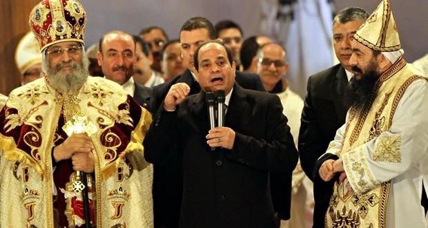 Insécurité pour les chrétiens d'Egypte