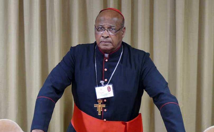 Le cardinal Napier appelle les occidentaux à arrêter de tuer les bébés africains