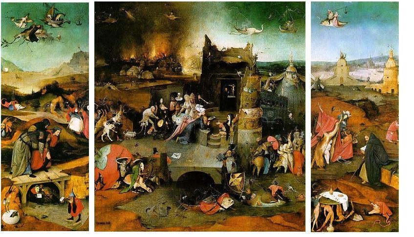 Antoine, Satan et les animaux du désert d'Égypte (1ère partie)