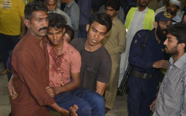 Pakistan - attentat de Lahore