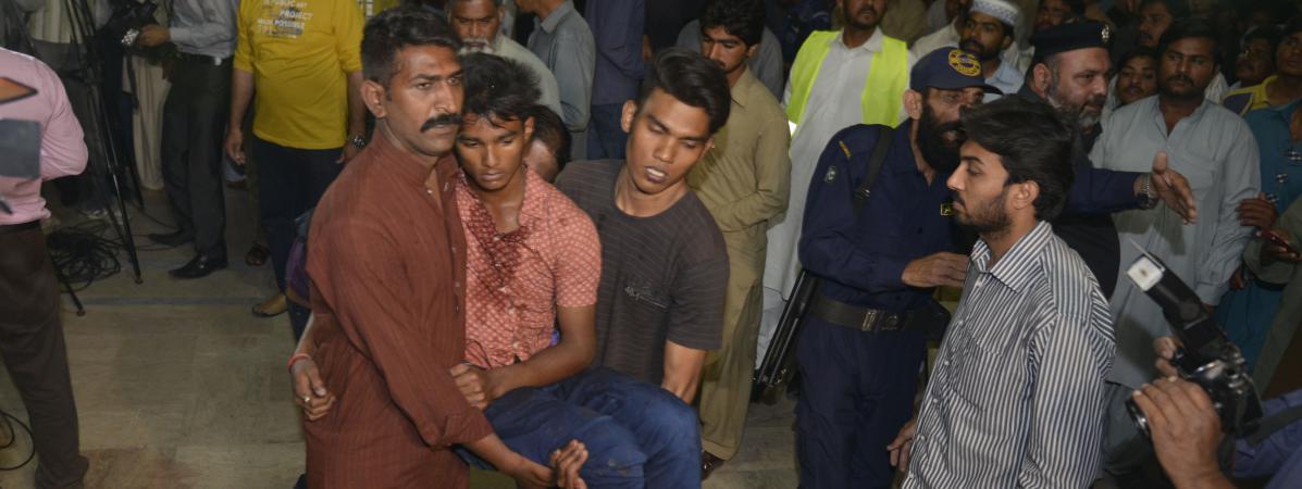 Pakistan – Arrestation de deux complices de l'attentat de Pâques 2016 à Lahore